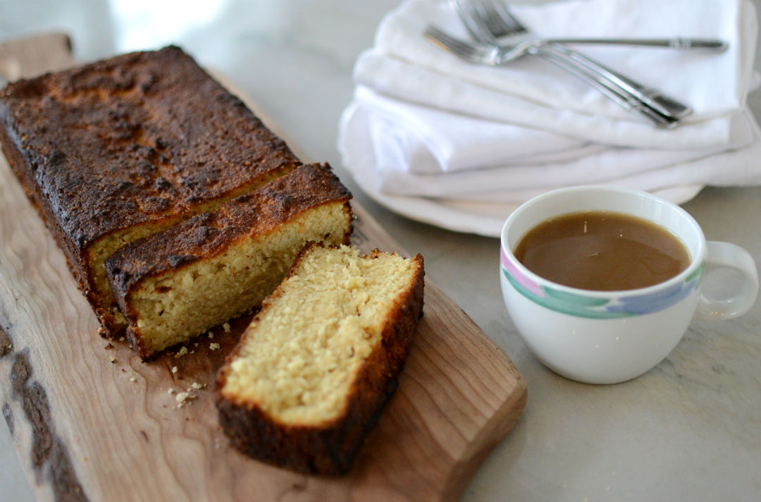 Gluten Free Pound Cake Pamela S