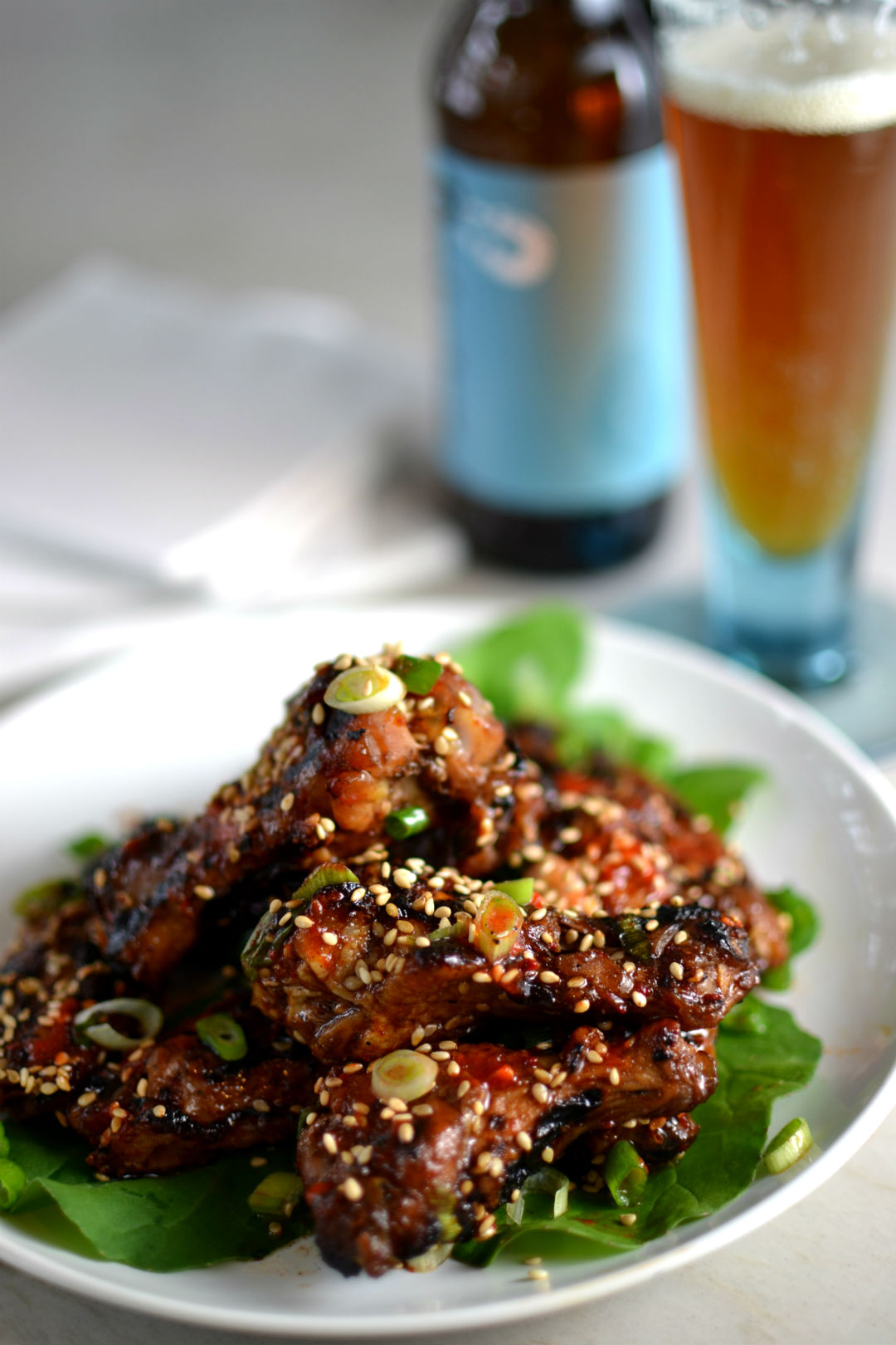 Spicy asian chicken wings pamelas gluten free recipes forumfinder Images